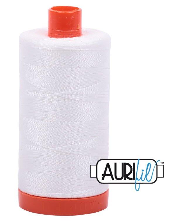 Aurifil- 2021 (Natural White) x 1422 yds