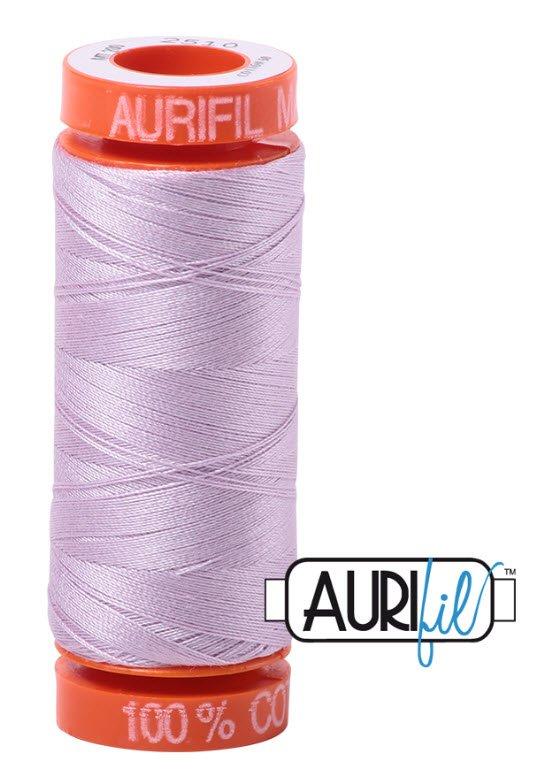 Aurifil- 2510 (Light Lilac) x 220 yds
