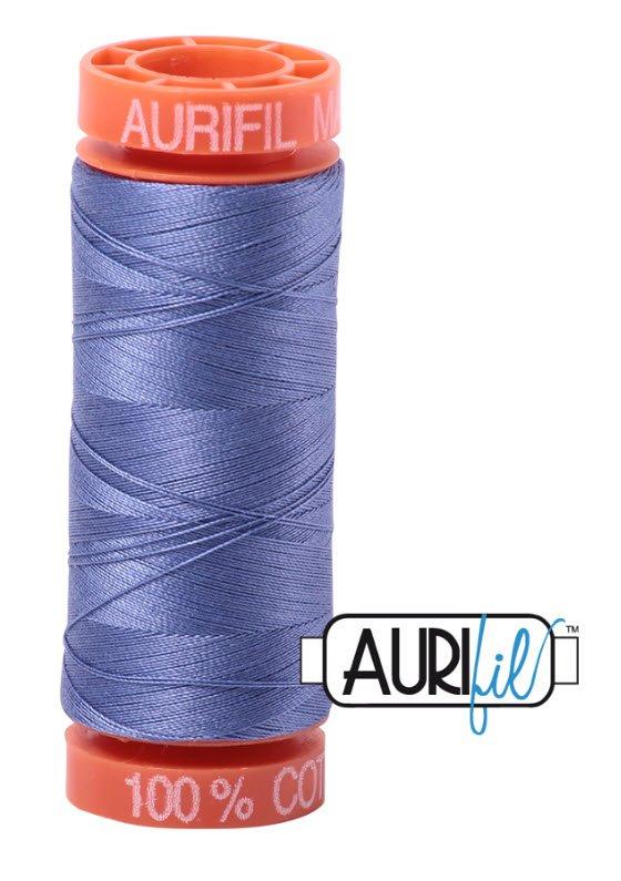 Aurifil- 2525 (Dusty Blue Violet) x 220 yds