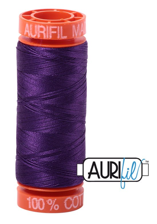 Aurifil- 2545 (Medium Purple) x 220 yds