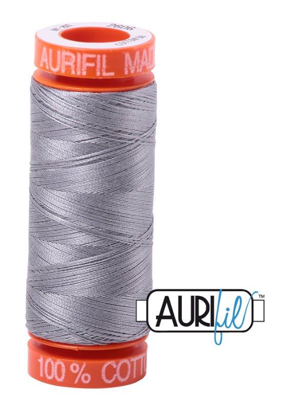 Aurifil- 2606 (Mist) x 220 yds