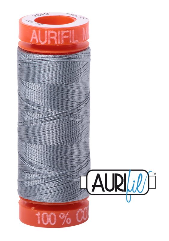 Aurifil- 2610 (Light Blue Grey) x 220 yds