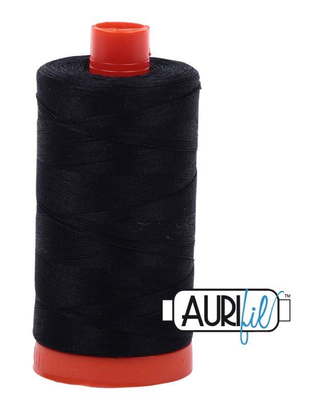 Aurifil- 2692 (Black) x 1422 yds