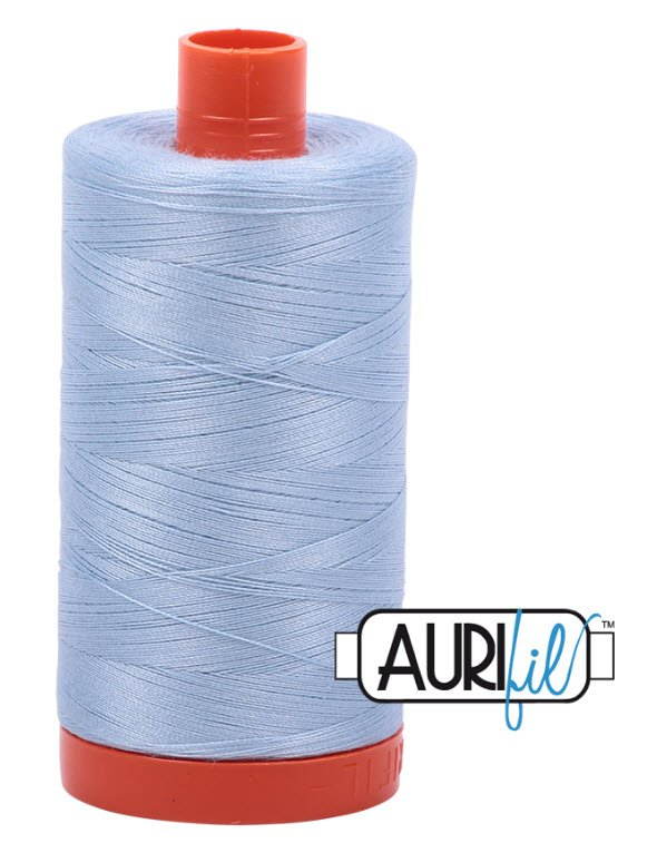 Aurifil- 2710 (Light Robins Egg) x 1422 yds