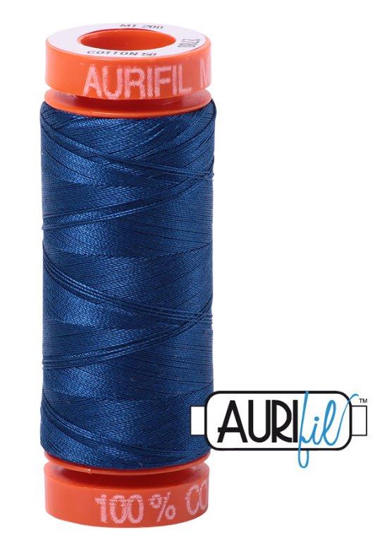 Aurifil- 2780 (Dark Delft Blue) x 220 yds