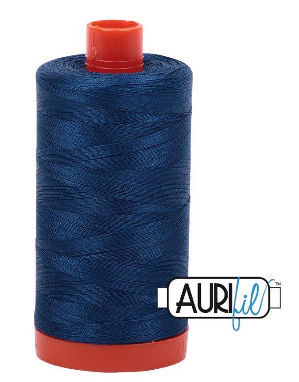 Aurifil- 2783 (Medium Delft Blue) x 1422 yds
