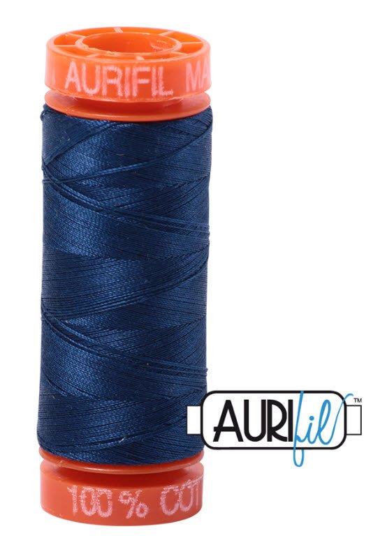 Aurifil- 2783 (Medium Delft Blue) x 220 yds