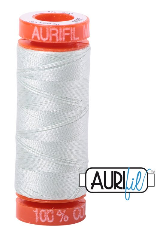 Aurifil- 2800 (Mint Ice) x 220 yds