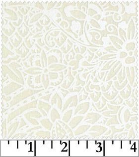 CLEARANCE- BLANK QUILTING (White Out)