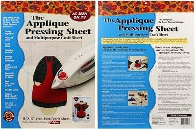 The Applique Pressing Sheet & Multipurpose Craft Sheet (13inx17in )