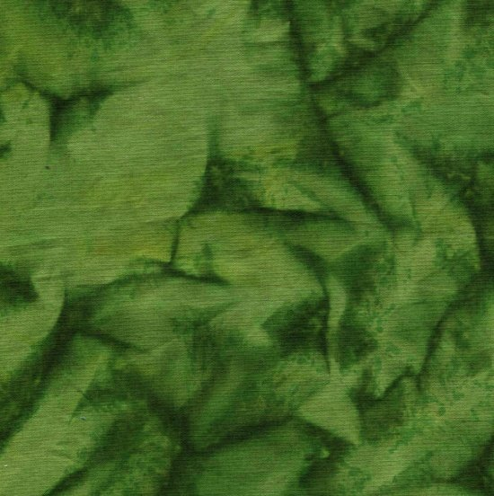 Blank Quilting- Sumatra Batiks (Glorious Green)