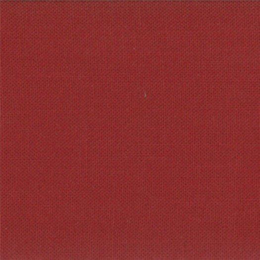Moda- Bella Solids (Brick Red)