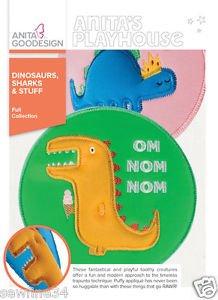 ANITA GOODESIGN- Dinosaurs, Sharks and Stuff