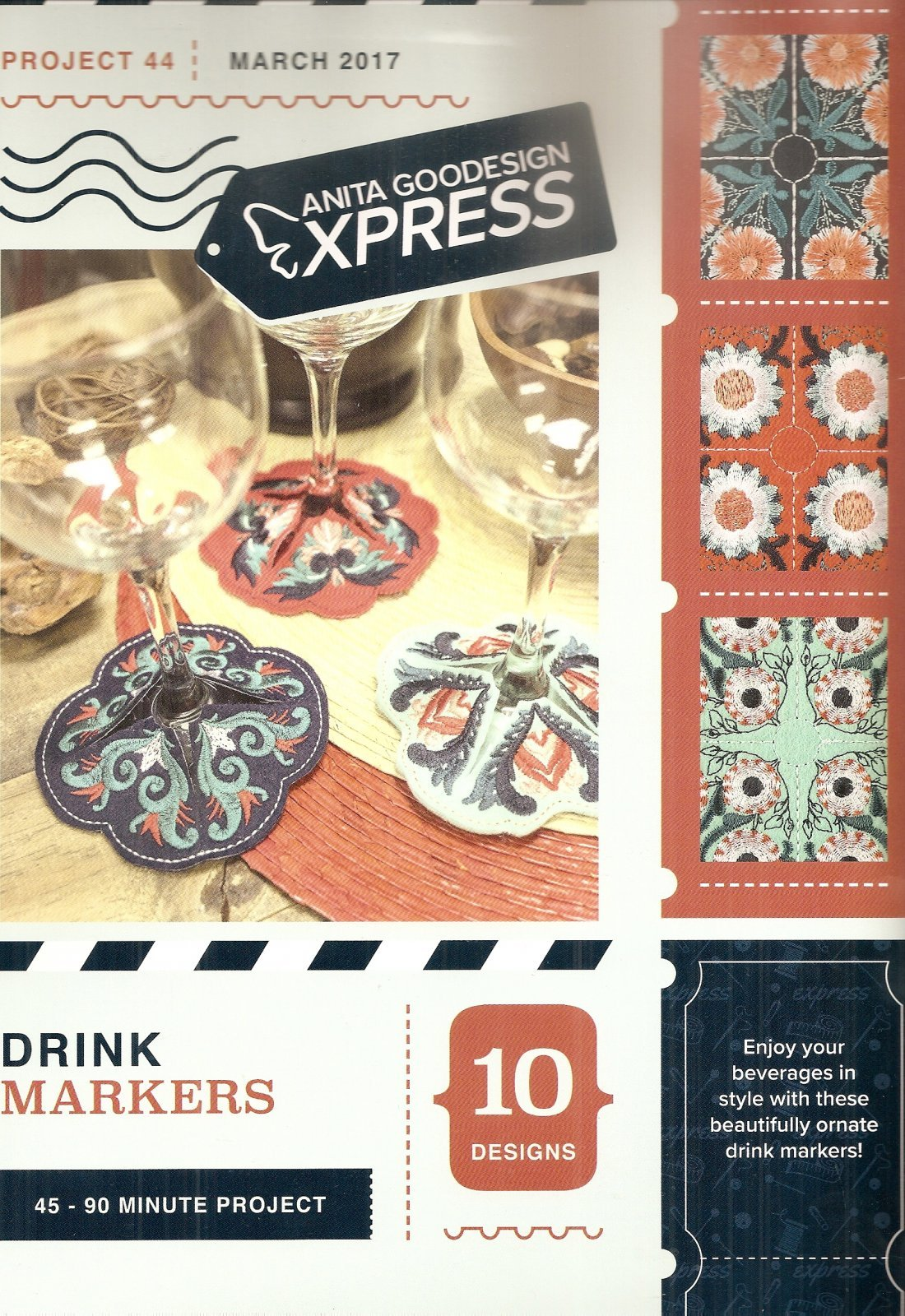 Anita goodesign embroidery club may