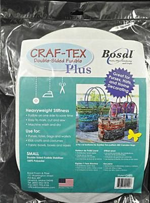 Craf-Tex Plus 2 Ovals Small Bag