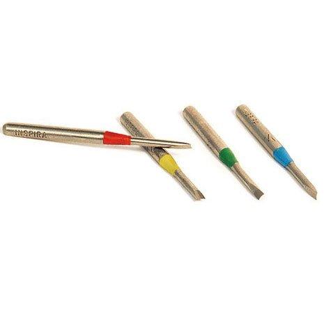 INSPIRA- Cutwork Needles (4 pieces)