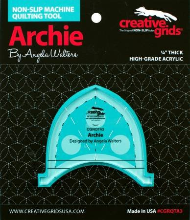 Creative Grids Machine Quilting Tool - Archie