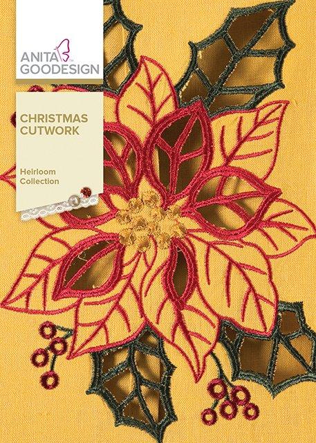 ANITA GOODESIGN-Christmas Cutwork