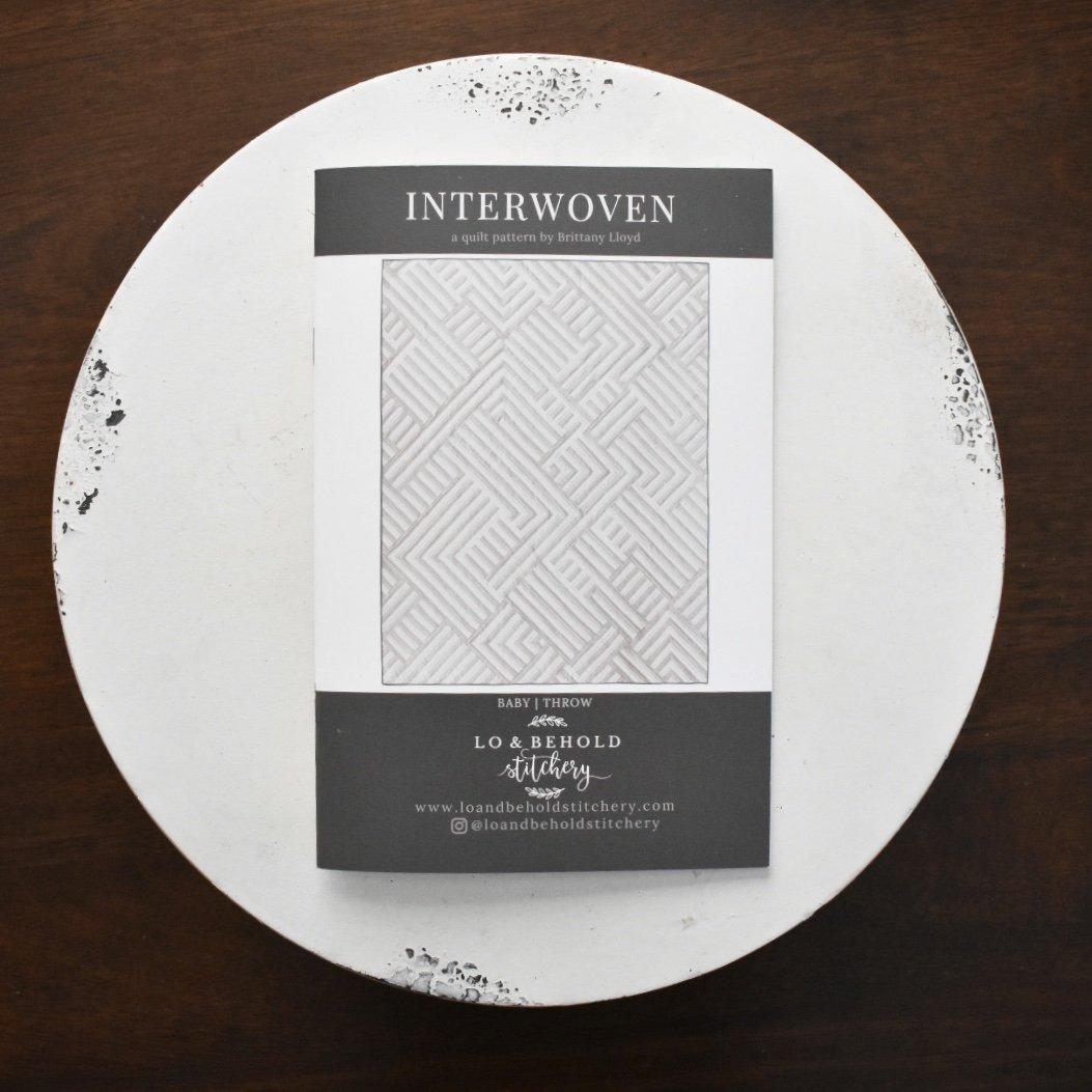 Lo & Behold Stitchery- Interwoven