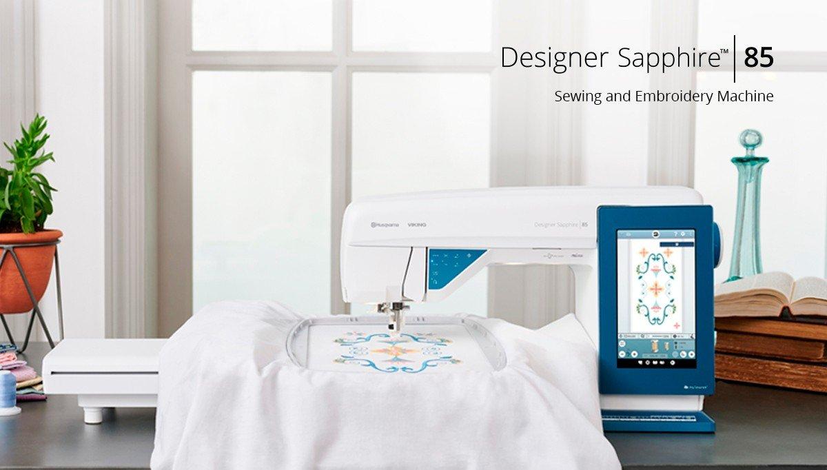 Husqvarna Viking Designer Sapphire | 85