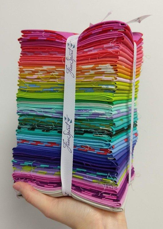 TP FQ Bundle- Pom Poms & Stripes 46pc