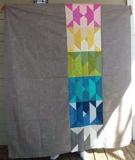 Alison Glass- Prism Quilt Kit (feat. FIGO and Moda)