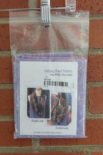 CLEARANCE- Infinity scarf Kit