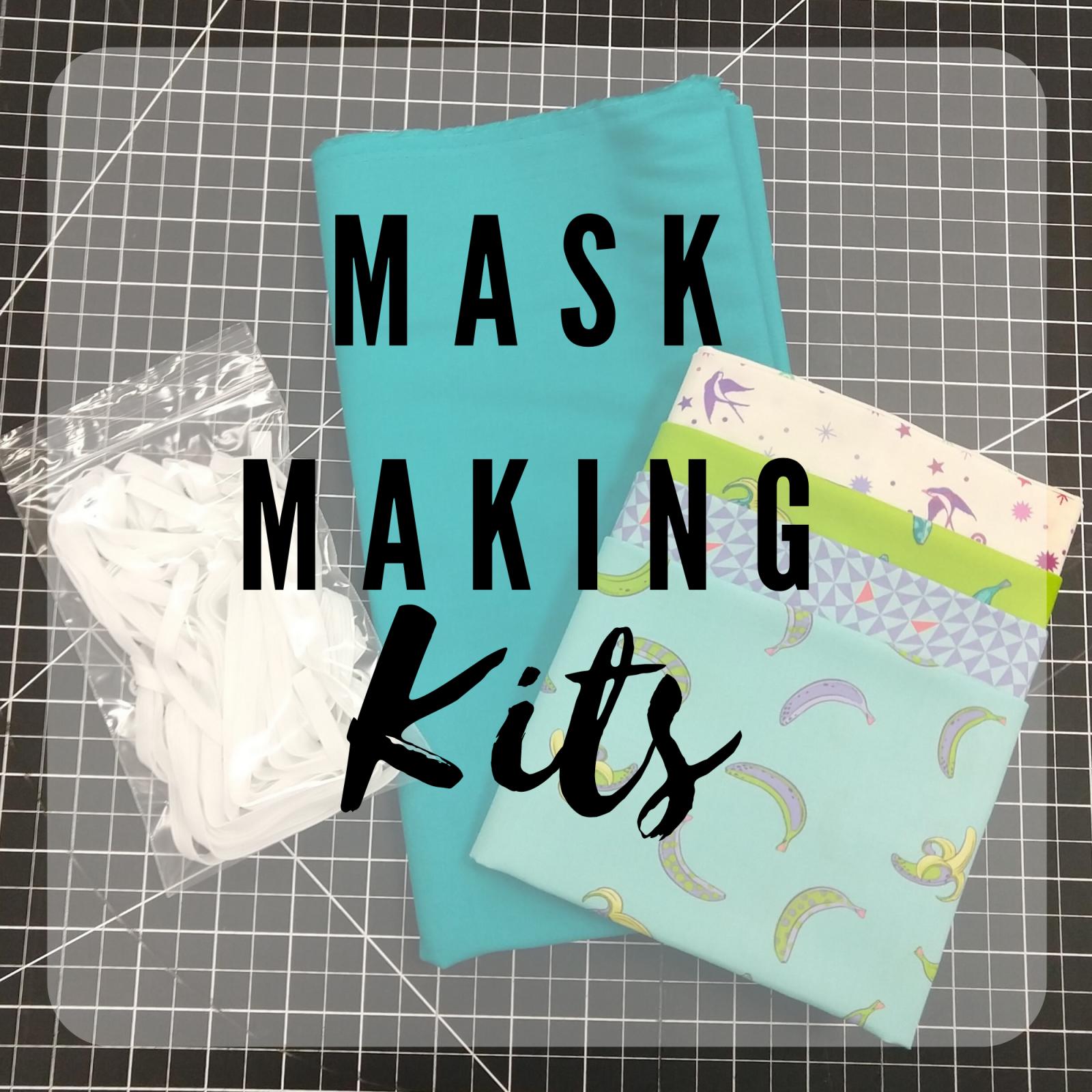Mask Making Kits