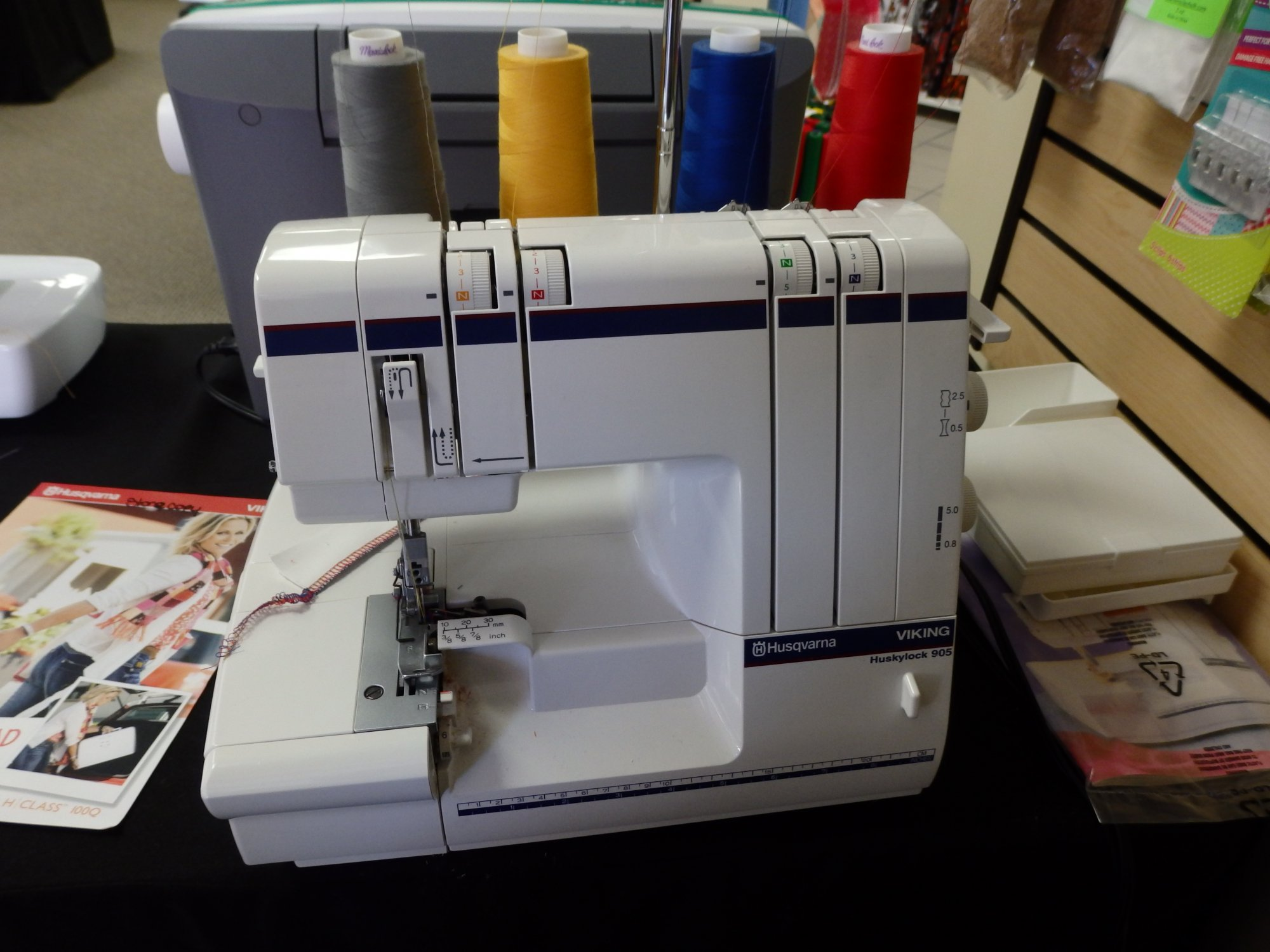 What Can a Serger Do For You