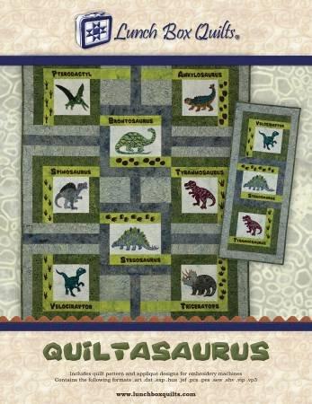 LB Quiltasaurus