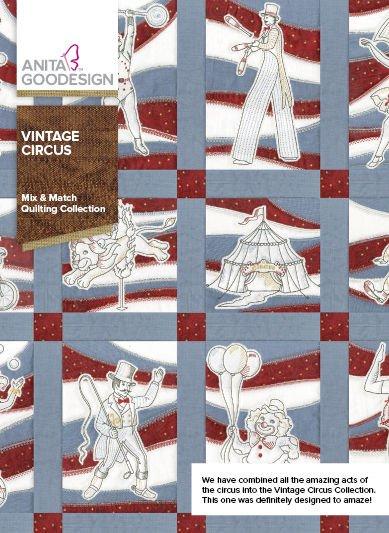 ANITA GOODESIGN- Vintage Circus