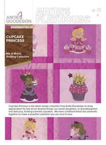ANITA GOODESIGN- Cupcake Princess