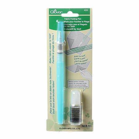 Clover- Fabric Folding Pen