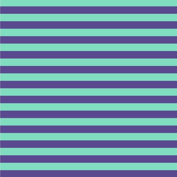 TP- Pom Poms & Stripes- Stripe (Iris)