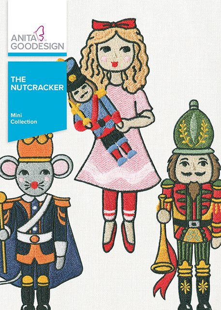 ANITA GOODESIGN- The Nutcracker