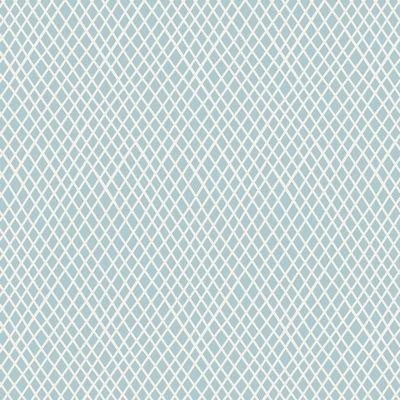 Tilda- Basic Classics- Crisscross (Light Blue)