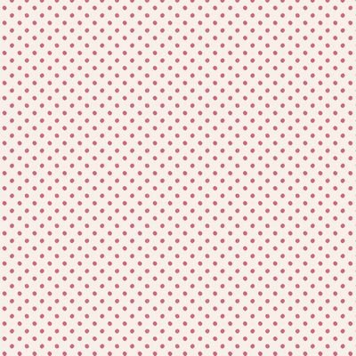 Tilda- Basic Classics- Tiny Dots (Pink)