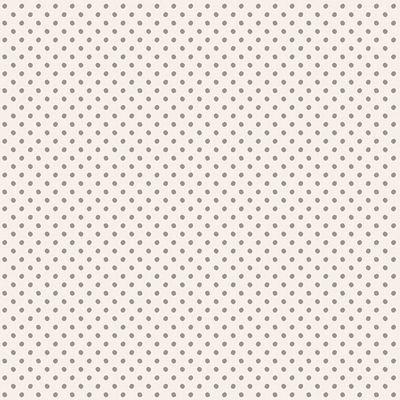 Tilda- Basic Classics- Tiny Dots (Grey)