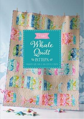 Tilda- Sunkiss Whale Quilt Pattern