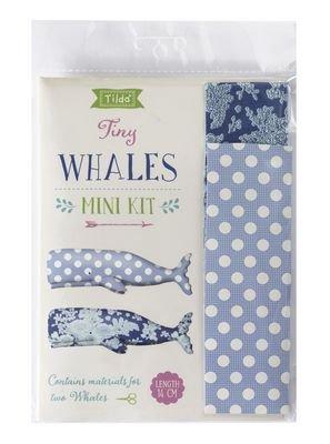 Tilda- Tiny Whales Mini Kit