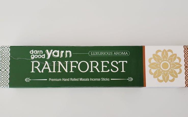 Incense- Rainforest