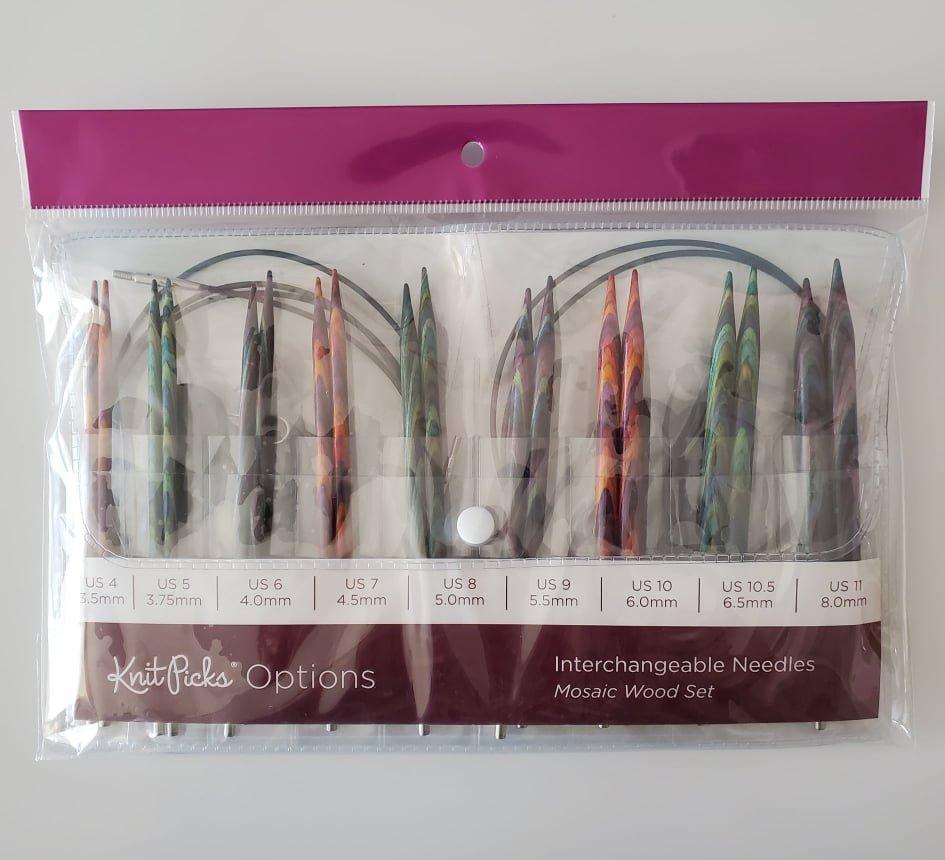Mosaic IC needle set