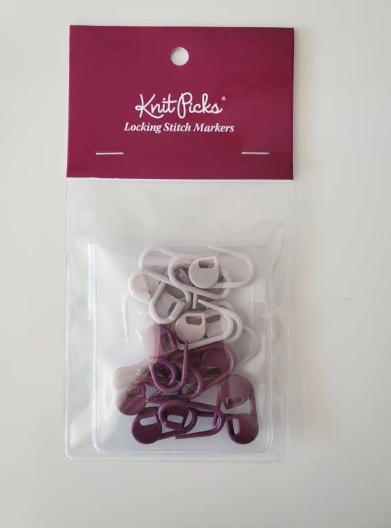 KP crochet st markers