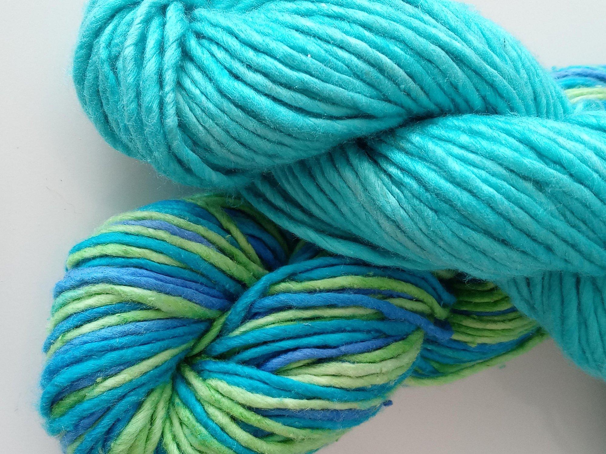 DGY Worsted silk yarn