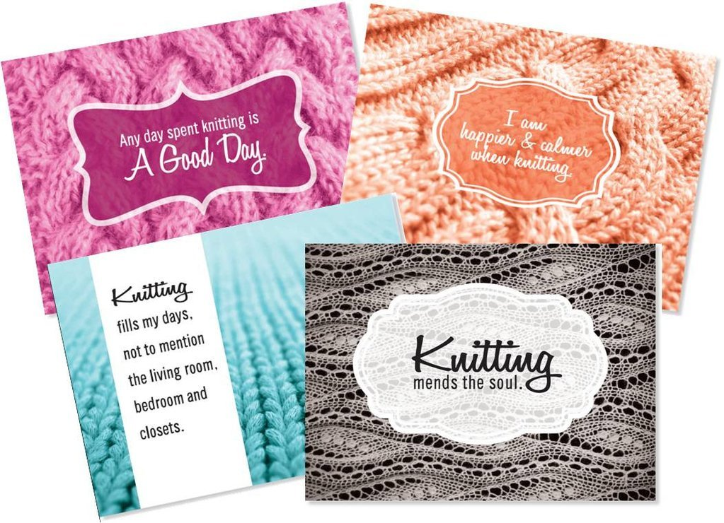Knotes Crotes note cards