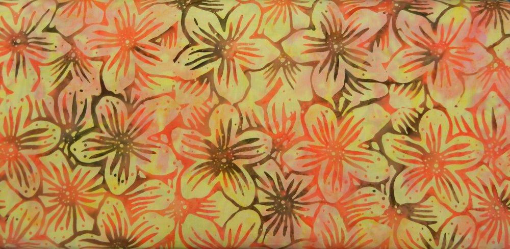 Batik By Mirah - Paradise Blaze