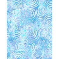 Whirlpools Blue 108in Wide