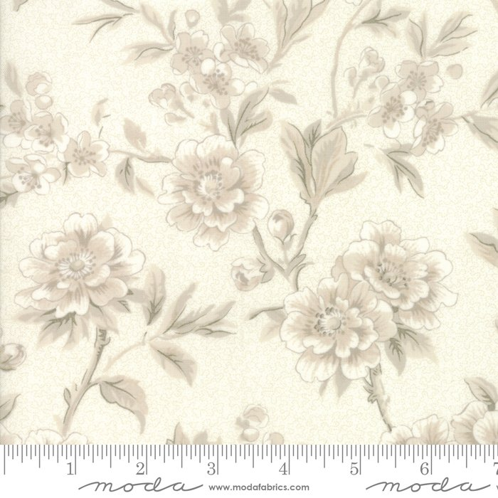 Regency Ballycastle Chintz  - 108 - Off White Floral