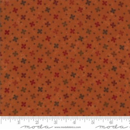 Country Road Flannel - Pumpkin