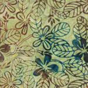 Color Crush Batiks - Celadon